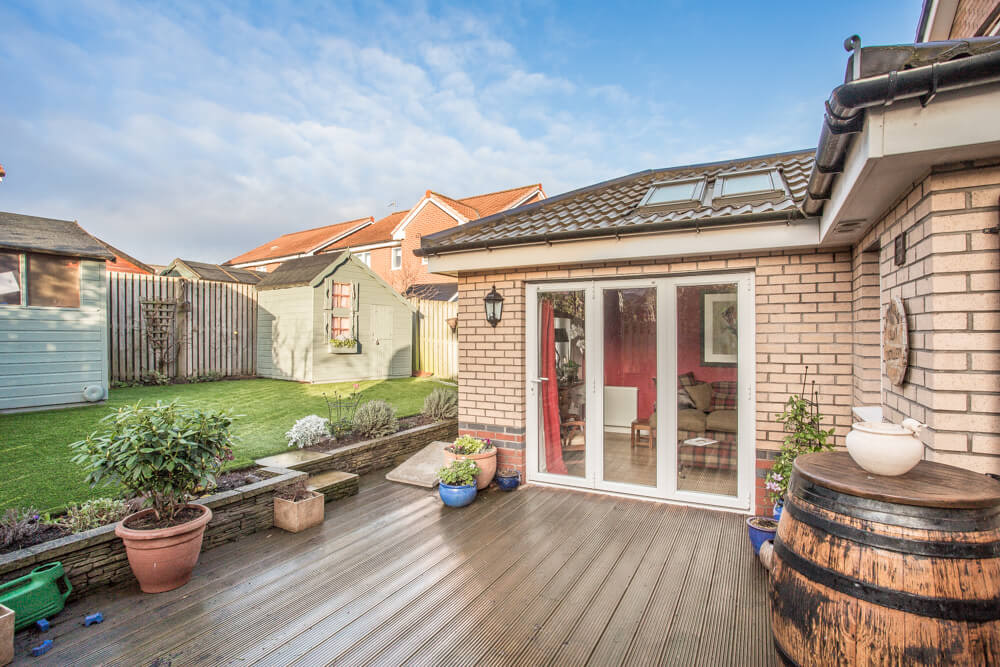 Extension at Steadings Crescent, Dunbar 18