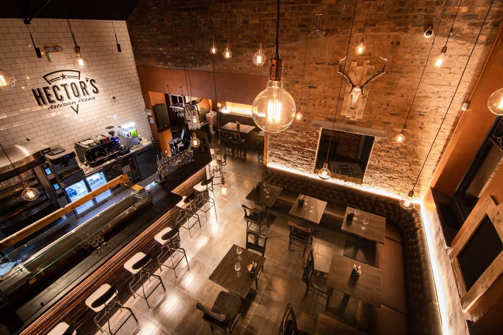 Hector's Artisan Pizza 12, Dunbar - C&G Development