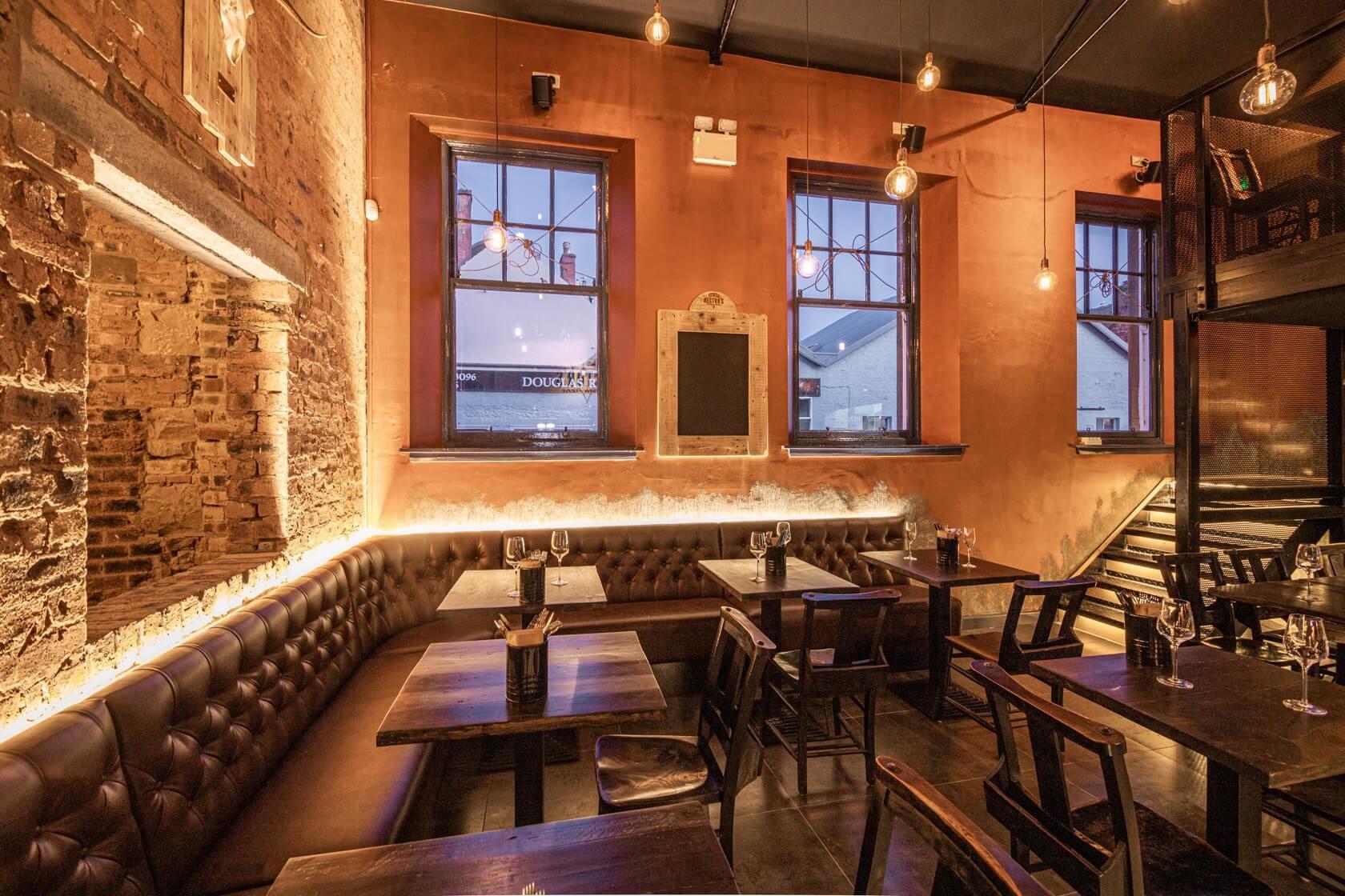 Hector's Artisan Pizza, Dunbar 10 - C&G Development
