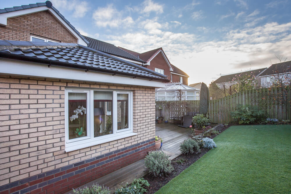 Extension at Steadings Crescent, Dunbar 8