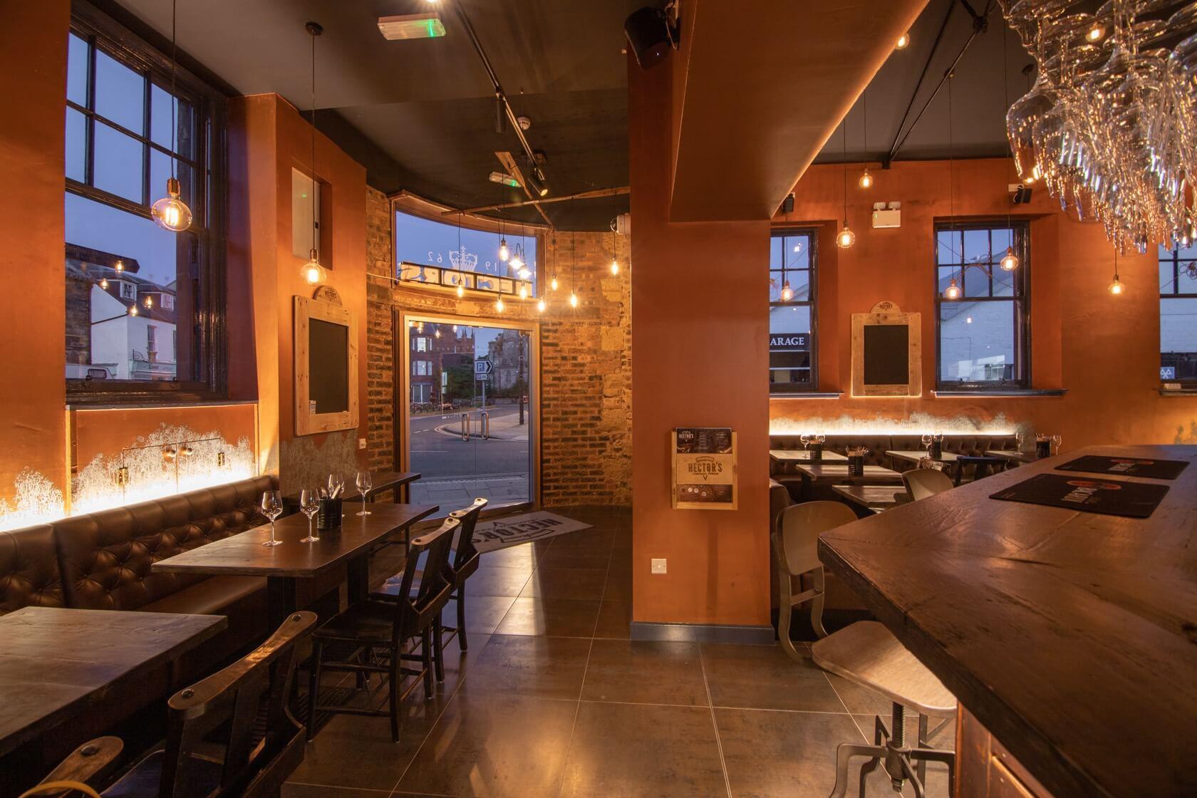 Hector's Artisan Pizza, Dunbar 09 - C&G Development