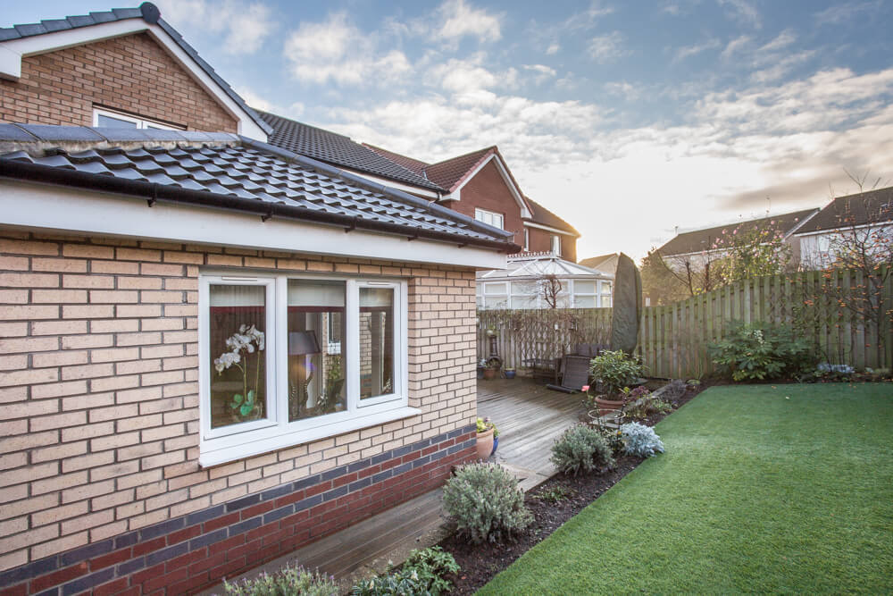 Extension at Steadings Crescent, Dunbar 17
