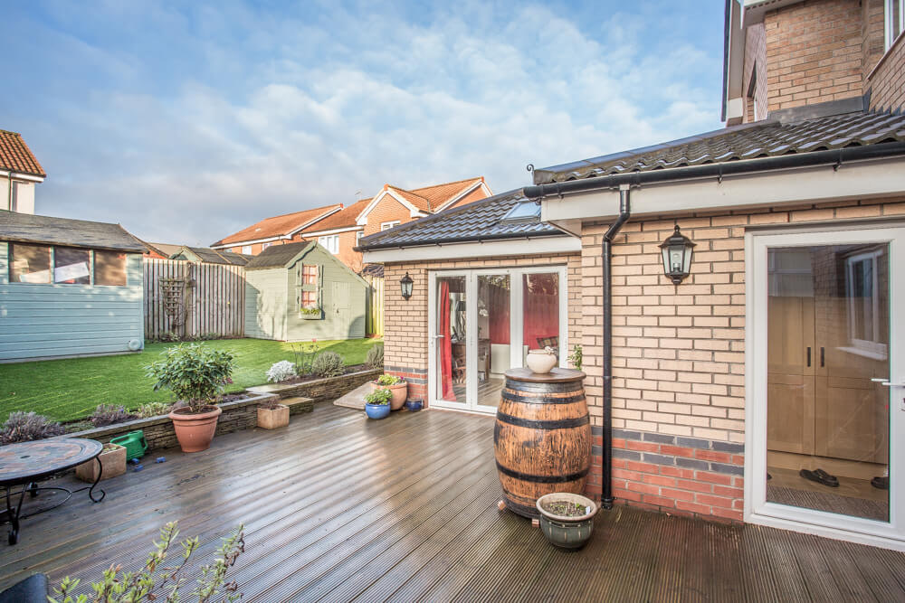 Extension at Steadings Crescent, Dunbar 19