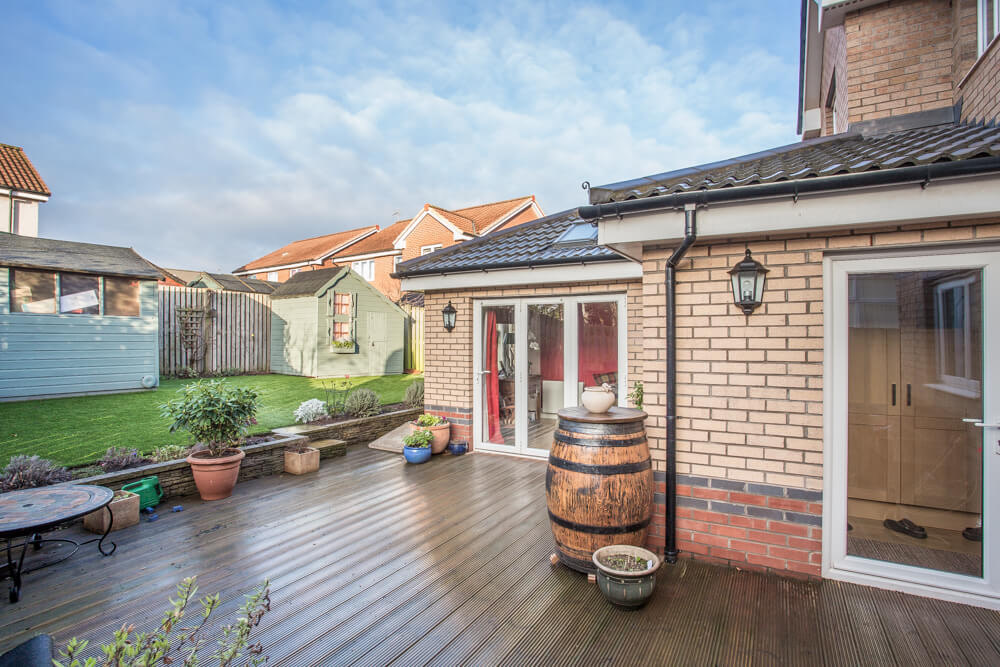 Extension at Steadings Crescent, Dunbar 11