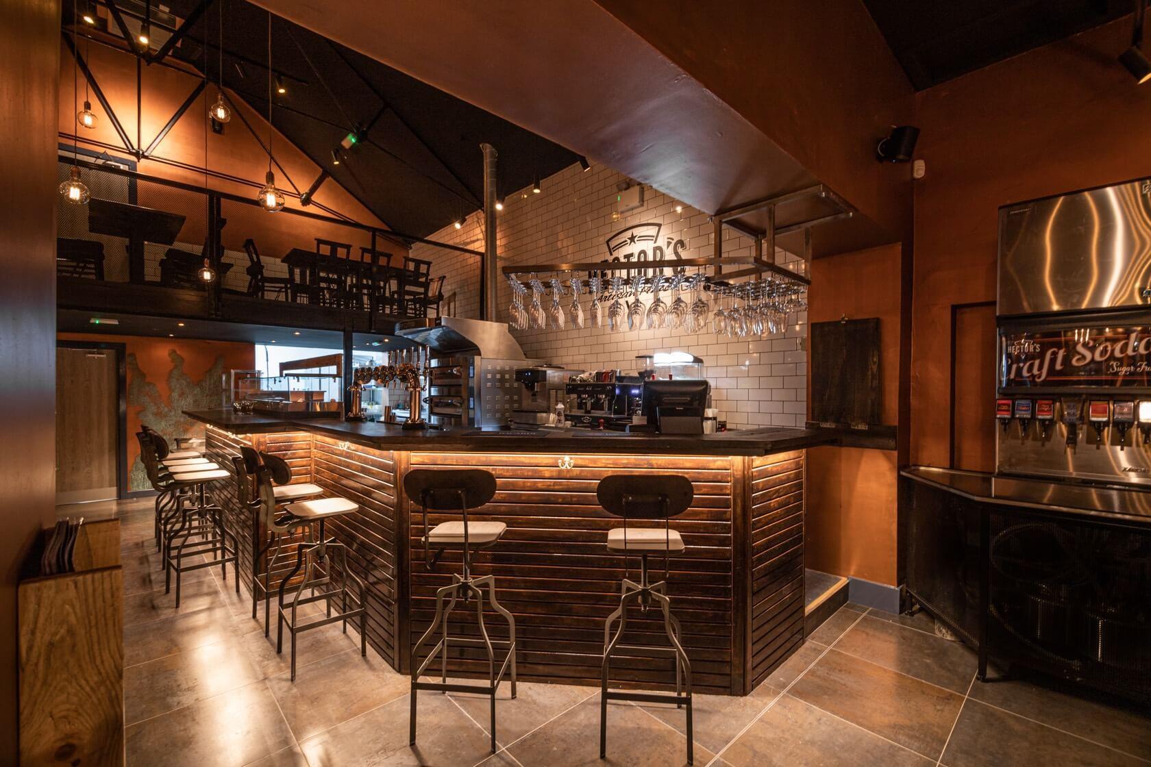 Hector's Artisan Pizza, Dunbar 05 - C&G Development