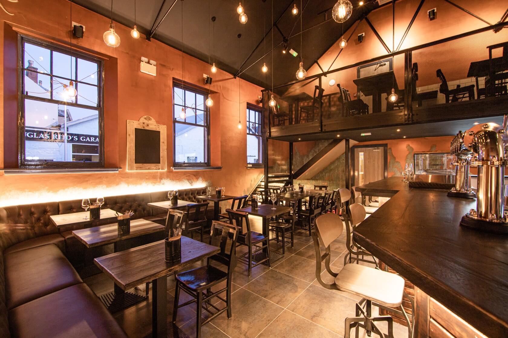 Hector's Artisan Pizza, Dunbar 06 - C&G Development