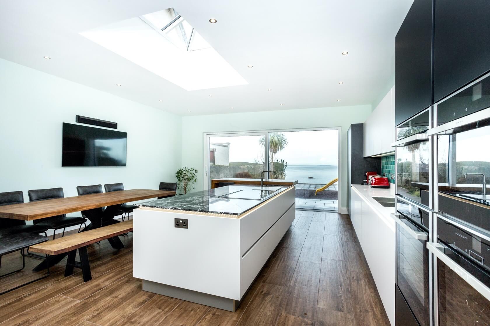 Kitchen Conversion at Bayswell Park Dunbar