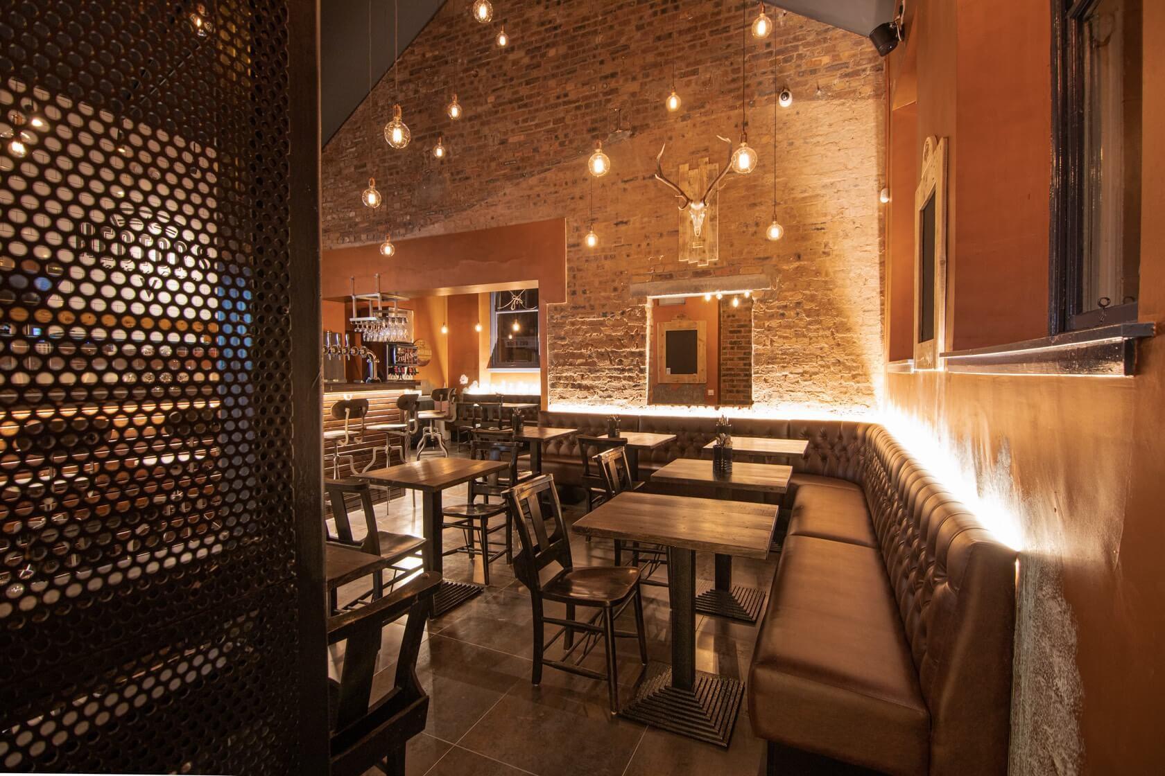 Hector's Artisan Pizza, Dunbar 11 - C&G Development