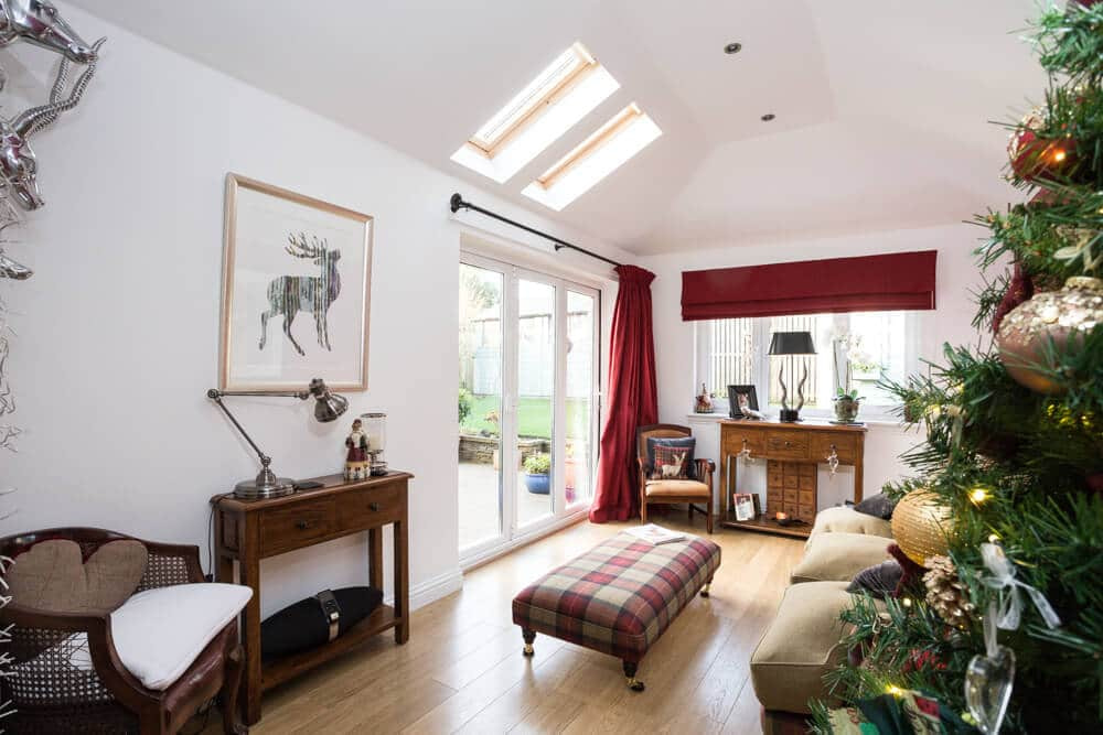 Extension at Steadings Crescent, Dunbar 2