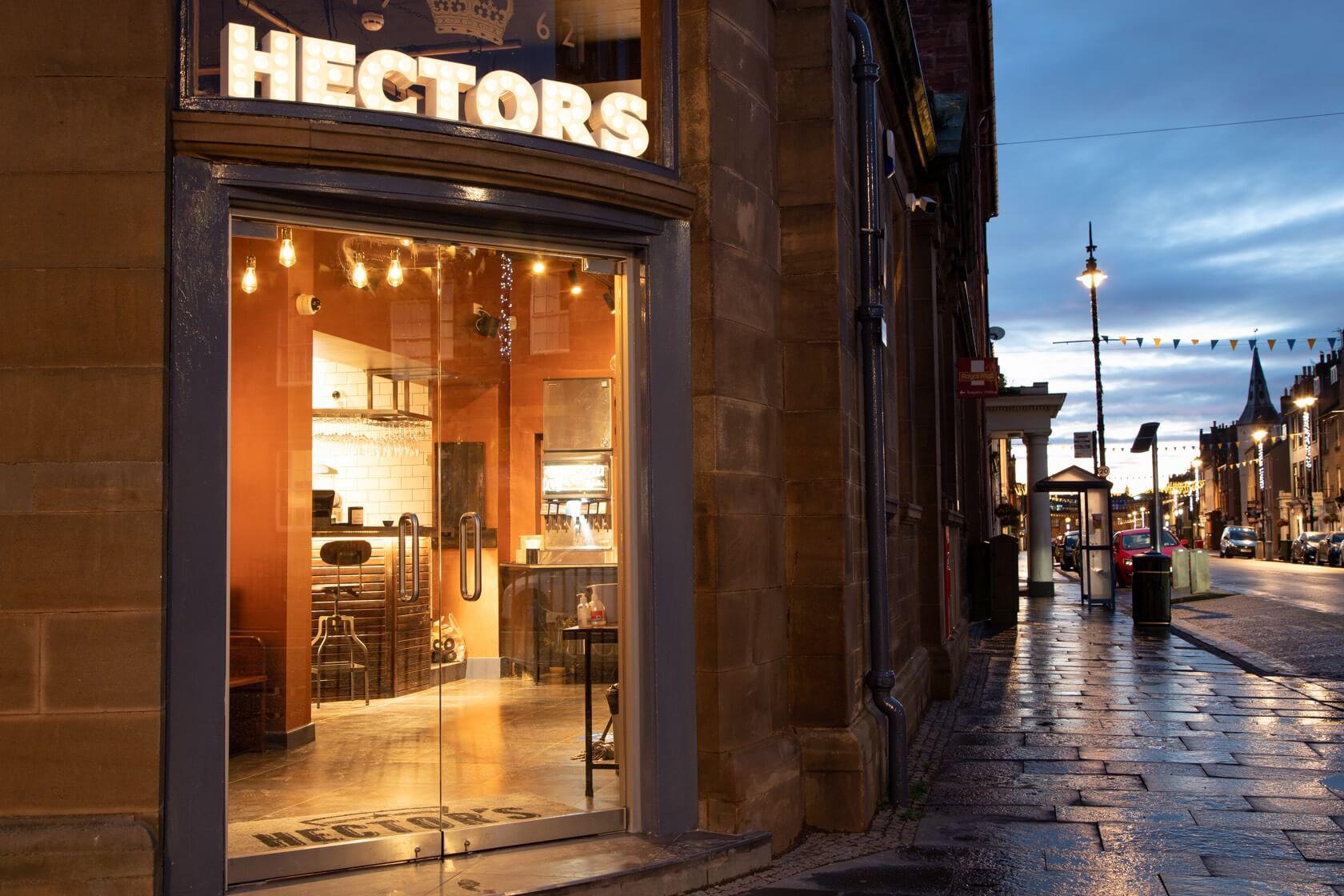 Hector's Artisan Pizza, Dunbar 02 - C&G Development