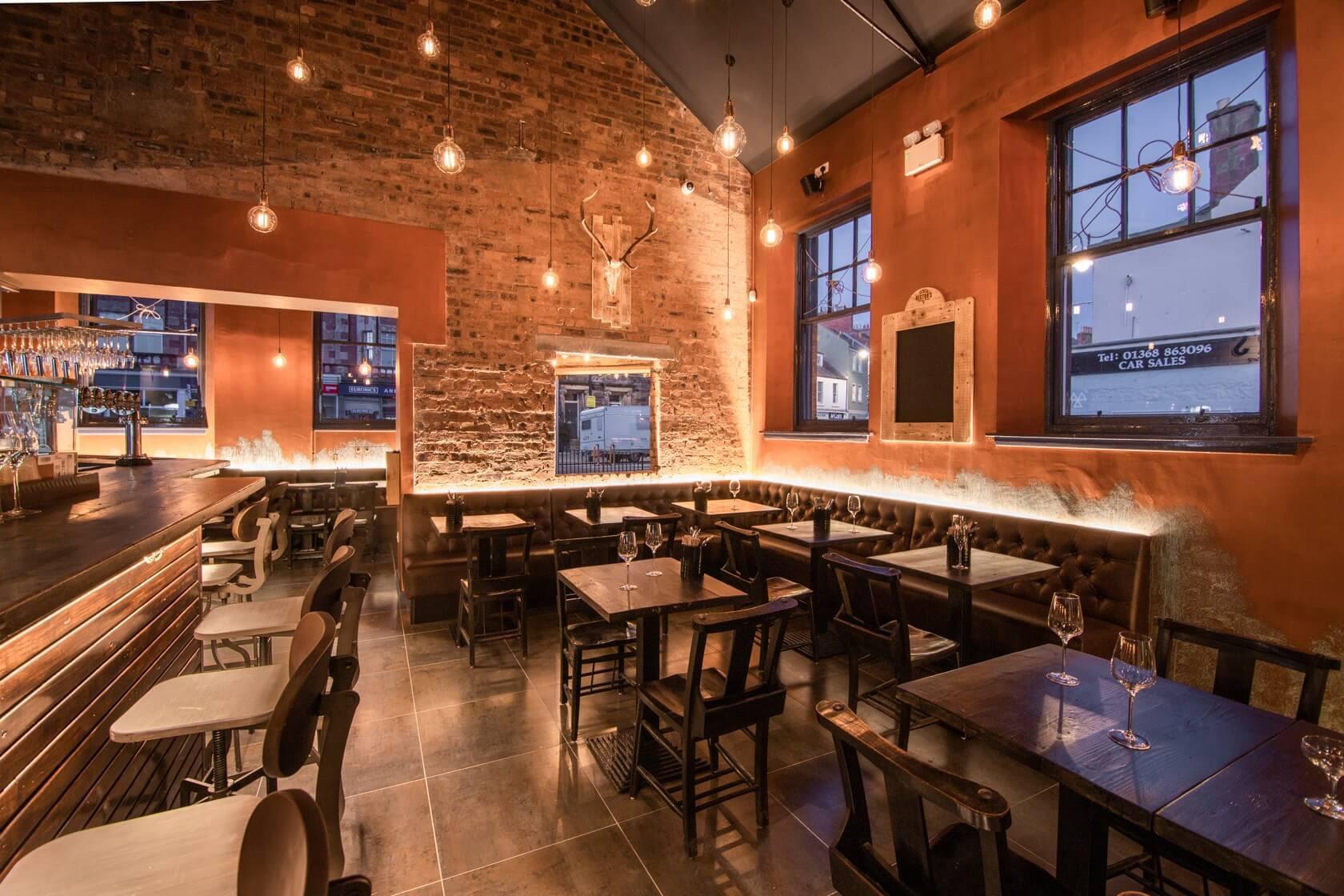 Hector's Artisan Pizza, Dunbar 04 - C&G Development