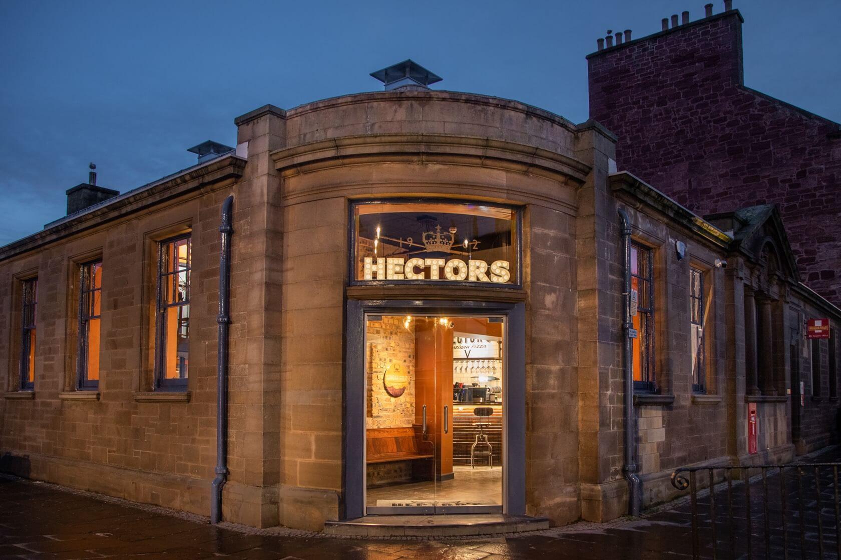 Hector's Artisan Pizza, Dunbar 01 - C&G Development