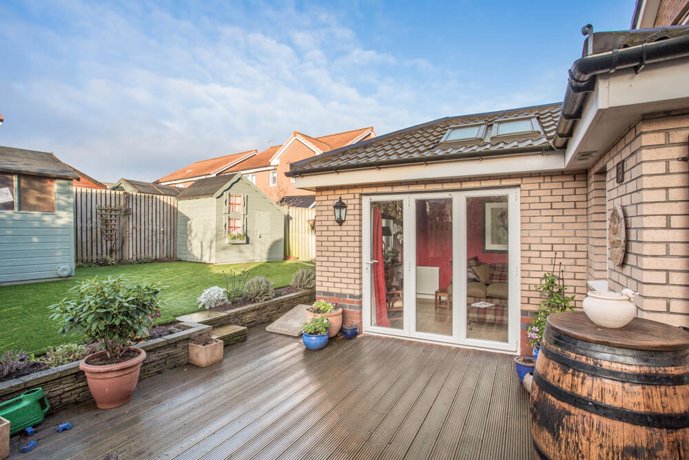 Extension at Steadings Crescent, Dunbar 10
